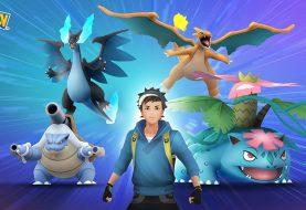 As Mega Evoluções chegaram a Pokémon GO