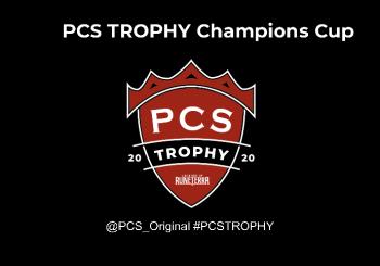 Manittas no top 12 da PCS Trophy Champions Cup!