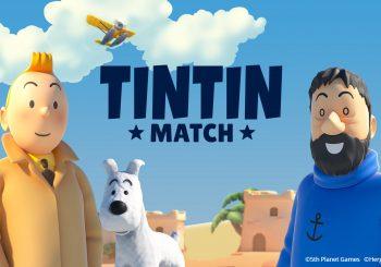 Tintin Match chega hoje aos dispositivos móveis!