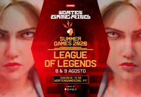 #PlayoffsOverrated vencem os WGR Summer Games de League of Legends!