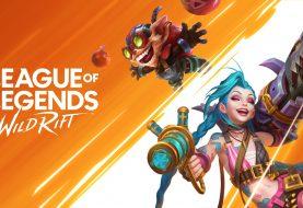 League of Legends Wild Rift em Closed Beta