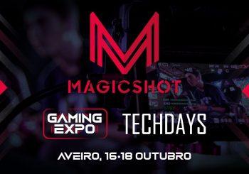 MagicShot Techdays Aveiro 2020 anunciado!