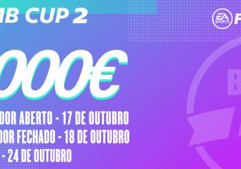 Bomb Cup 2 anunciada!