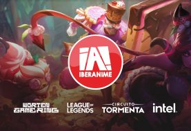 Circuito Tormenta Iberanime Challenge anunciado!