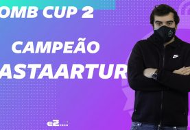 RastaArtur vence a Bomb Cup 2!