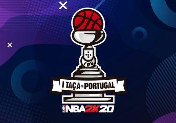 Taça de Portugal NBA 2K20 anunciada!