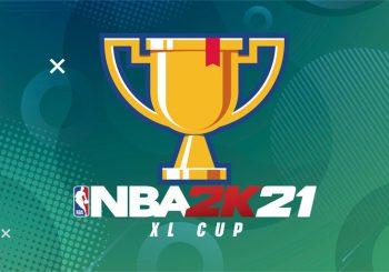 NBA 2K21 XL Cup anunciada!