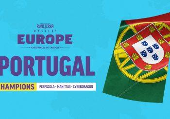 Portugal vence o Legends of Runeterra Masters Europe!