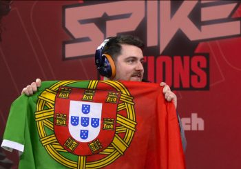 Portugal vence o VALORANT Spike Nations of Twitch!