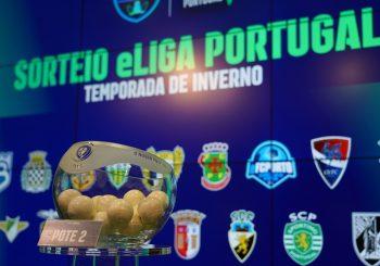 Conhecidos os grupos da Temporada de Inverno da eLiga Portugal!