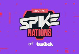VALORANT Spike Nations of Twitch anunciado!