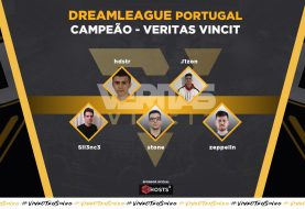 VERITAS VINCIT vencem a Dream League Portugal