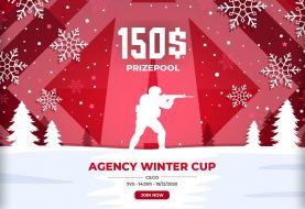 Está a chegar a Agency Winter Cup!