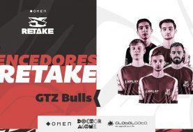 GTZ Bulls vencem o circuito OMEN Retake!