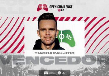 TiagoAraujo10 vence o FPF Open Challenge by LG