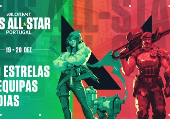 VALORANT FPS All-Star Portugal anunciado!