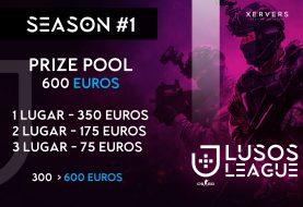 A LusosLeague Temporada #1 está a chegar!