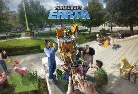 Minecraft Earth termina em junho!