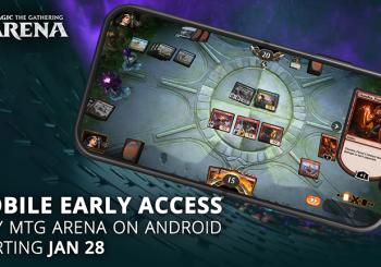 Early Access de MTG Arena Mobile anunciado!