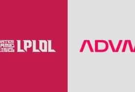 WGR LPLOL e ADVNCE anunciam parceria!