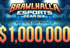 Brawlhalla Esports Year Six com $1 Milhão de Prize Pool