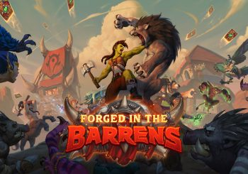 Forged in the Barrens, a nova expansão de Hearthstone