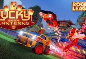 Já decorre o evento Lucky Lanterns em Rocket League!
