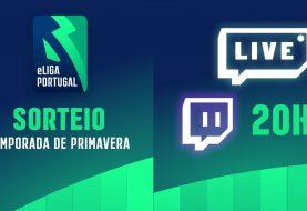 Grupos da Temporada de Primavera da eLiga Portugal conhecidos!