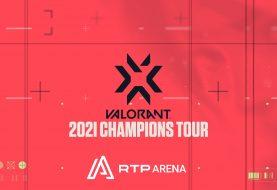 VALORANT Champions Tour 2021 com transmissão na RTP Arena