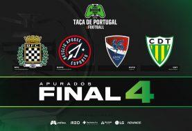 Final Four da FPF Taça de Portugal eFootball definida!