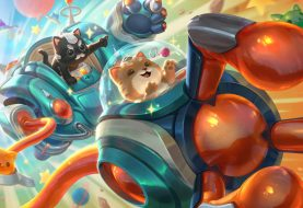 Evento Space Groove chega a League of Legends