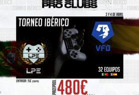 LPE e VFOspain anunciam Torneio Ibérico de Pro Clubs