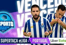 eFC Porto SoccerSoul vence a Supertaça da eLiga Portugal Uber Eats