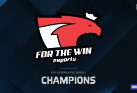 FTW Esports vence EEG European Legue: Season 2