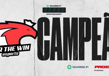 FTW Esports vence a Solverde.pt Prestige League!