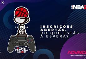II Taça de Portugal NBA 2K21 anunciada!