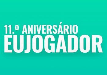 11.º Aniversário do EuJogador