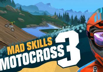 Mad Skills Motocross 3 já está disponível!
