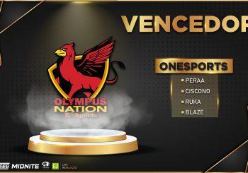 ONE_Sports vence a Liga Revelação Season 3