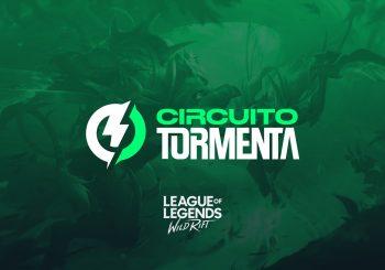 Circuito Tormenta de League of Legends: Wild Rift regressa com Summer Trial!