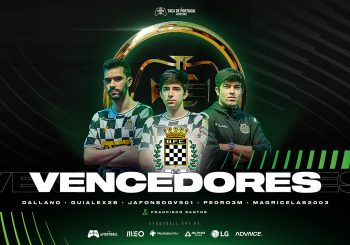 Boavista FC vence a FPF Taça de Portugal eFootball!
