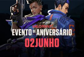 Chegou o Evento de Aniversário de VALORANT em Portugal!