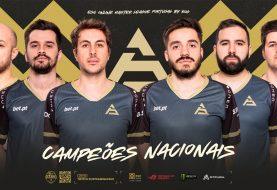 SAW vence a ESC Online Master League Portugal VII