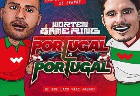WGR Portugal vs Portugal arranca quarta-feira!