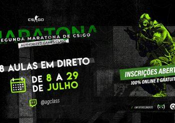 Segunda Maratona de CS:GO da AGC anunciada!