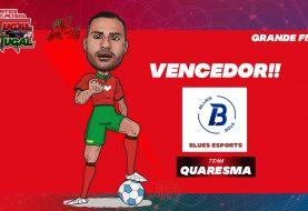 Team Quaresma vence o WGR Portugal vs Portugal