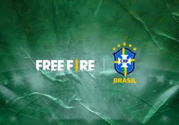 Seleção Brasileira entra no Free Fire