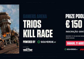 Gamers Arena Trios Kill Race anunciado!