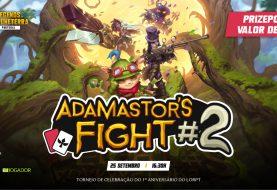 Adamastor's Fight #2 anunciado!
