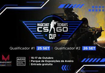 MagicShot Techdays CS:GO Cup 2021 anunciada!